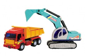 Camion con excavadora dump and shovel series 14.jpg