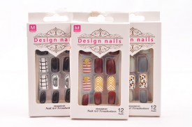 Kit uñas postizas Desing Nails (1)