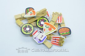 PACK MINI BROCHES COMIDAS (22831) (CLI)