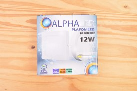 Plafon LED redondo Alphaled (1)45