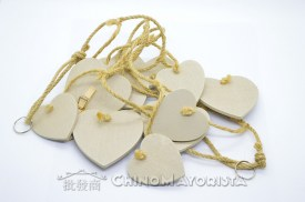 SET SOGA MINI BROCHES CORAZON (22832) (CLI)